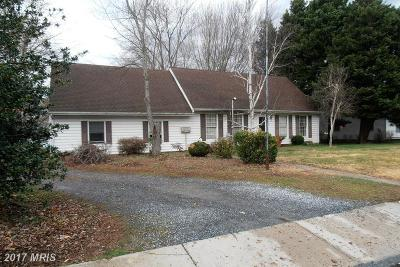 Trappe MD Single Family Home Sold: $250,000