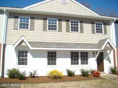 Saint Michaels Townhouse For Sale: 203 Webb Lane