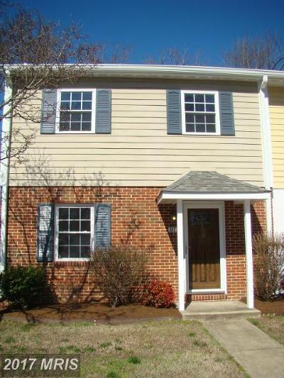 Saint Michaels Townhouse For Sale: 207 Webb Lane