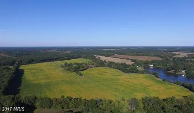 Oxford MD Residential Lots & Land For Sale: $1,795,000