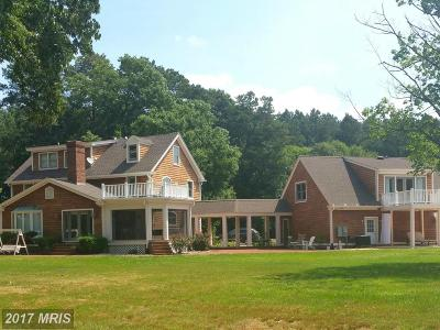 Bozman Single Family Home For Sale: 9062 Bozman Neavitt Road