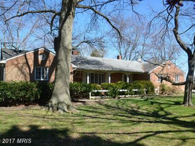 Saint Michaels Single Family Home For Sale: 711 Riverview Terrace
