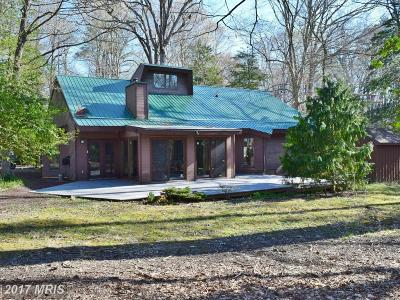 High Banks Single Family Home For Sale: 8949 High Banks Drive