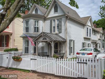 Oxford, Oxford Historic Distric Single Family Home For Sale: 104 Benoni Street
