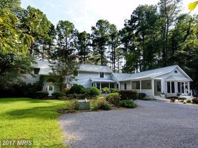 Easton Single Family Home For Sale: 27357 Avonbourne Lane