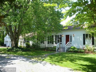 Bozman Single Family Home For Sale: 8060 Bozman Neavitt Road