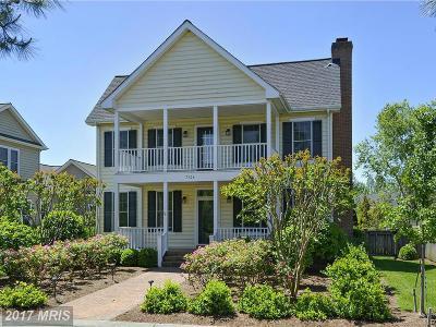 Easton Single Family Home For Sale: 7106 Wheeler Park Circle