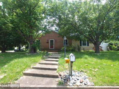 Talbot Single Family Home For Sale: 640 Lomax Street