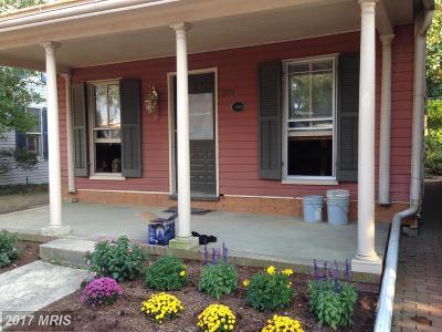 Saint Michaels Single Family Home For Sale: 210 Chestnut Street E