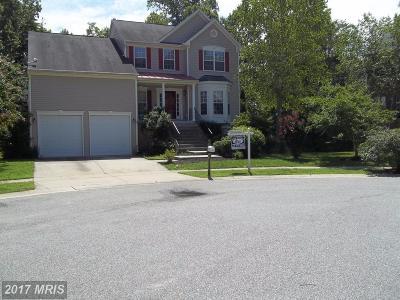 Easton Single Family Home For Sale: 7079 Blackberry Court