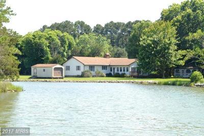 Saint Michaels, St Michaels, St. Michaels Single Family Home For Sale: 23776 Mount Pleasant Landing Circle