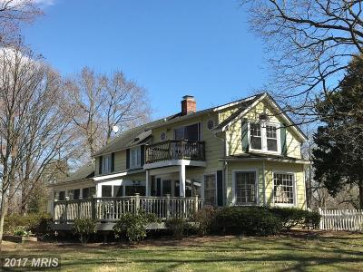 Easton Single Family Home For Sale: 27390 Powhatan Avenue