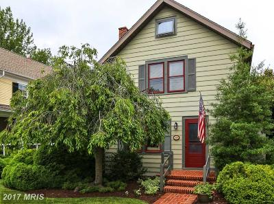 Oxford Single Family Home For Sale: 303 Morris Street S