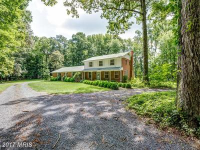 Easton Single Family Home For Sale: 10513 Old Cordova Road