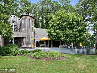 Talbot Single Family Home For Sale: 6873 Edge Creek Road