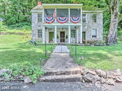 Sharpsburg Single Family Home For Sale: 6715 Bowie Road