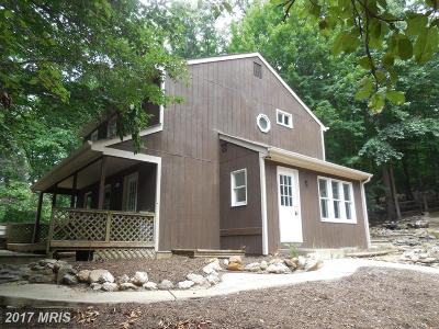 Boonsboro Single Family Home For Sale: 5827 Moser Road