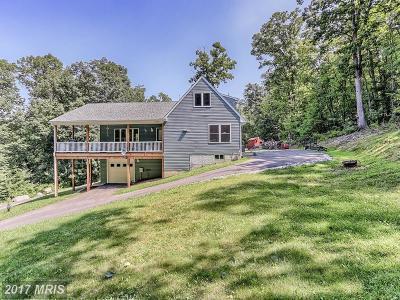 Smithsburg Single Family Home For Sale: 13809 Edgemont Road