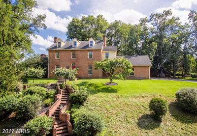 Hagerstown Single Family Home For Sale: 19713 Spring Creek Road