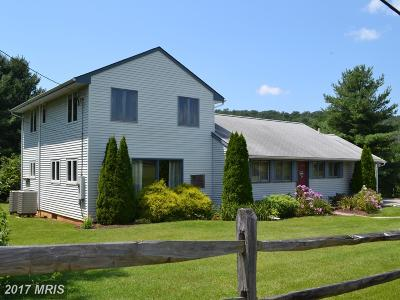 Keedysville Single Family Home For Sale: 4208 Trego Road