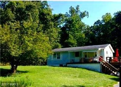 Smithsburg Single Family Home For Sale: 13754 Frazier Road
