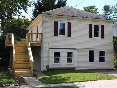 Hagerstown Single Family Home For Sale: 1103 Church Street