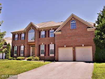 Hagerstown Single Family Home For Sale: 9603 Morning Dew Court