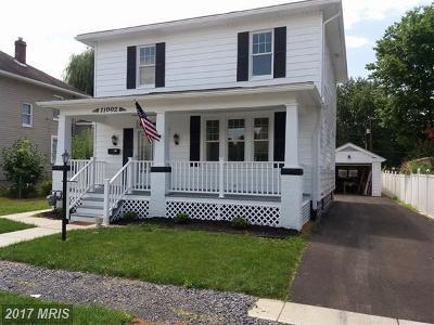 Washington Single Family Home For Sale: 11002 Coffman Avenue