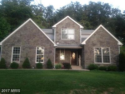 Smithsburg Single Family Home For Sale: 24435 Graham Avenue