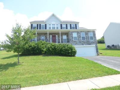 Smithsburg Single Family Home For Sale: 110 Colton Court