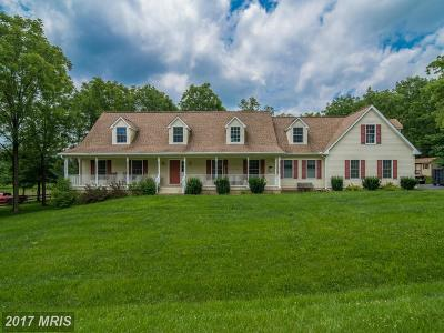 Hagerstown Single Family Home For Sale: 21815 O Toole Drive