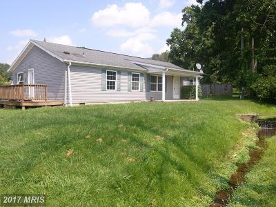 Smithsburg Single Family Home For Sale: 22302 Pondsville Road