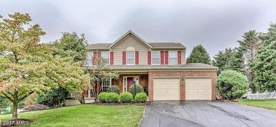 Boonsboro Single Family Home For Sale: 107 Fishing Creek Lane