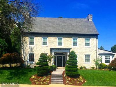 Hagerstown Single Family Home For Sale: 1113 Oak Hill Avenue
