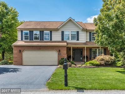 Hagerstown Single Family Home For Sale: 19221 Chippendale Circle