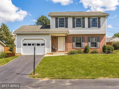 Hagerstown Single Family Home For Sale: 2224 Beverly Drive