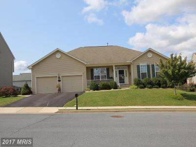 Boonsboro Single Family Home For Sale: 10 Holder Court