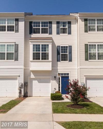 Hagerstown Townhouse For Sale: 13006 Yellow Jacket Road
