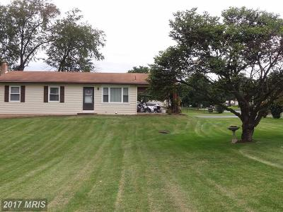 Hagerstown Single Family Home For Sale: 12204 Bucky Avenue