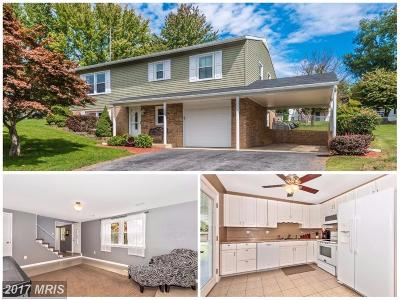 Hagerstown Single Family Home For Sale: 17820 Thornberry Road