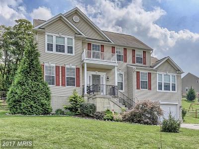 Keedysville Single Family Home For Sale: 15 Farragut Drive
