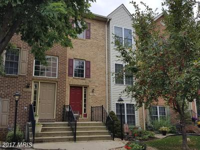 Hagerstown Townhouse For Sale: 1163 Lindsay Lane