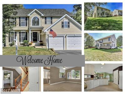 Hagerstown Single Family Home For Sale: 20512 Woodbridge Drive