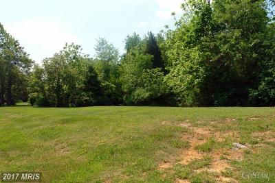Hagerstown Residential Lots & Land For Sale: Robinwood Drive