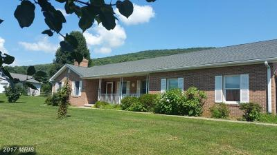 Knoxville Single Family Home For Sale: 909 Israel Creek Court