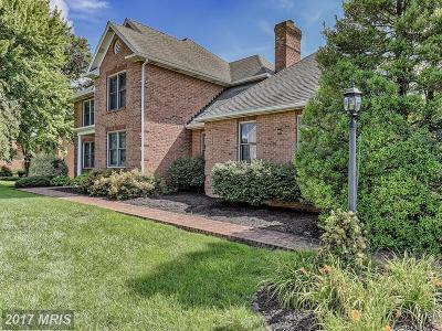 Hagerstown Single Family Home For Sale: 11111 Mahogany Drive