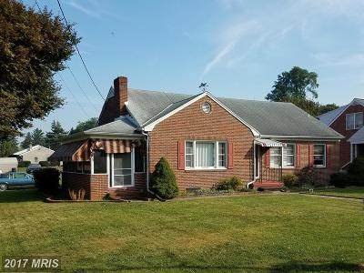 Hagerstown Single Family Home For Sale: 17602 Cedar Lawn Drive