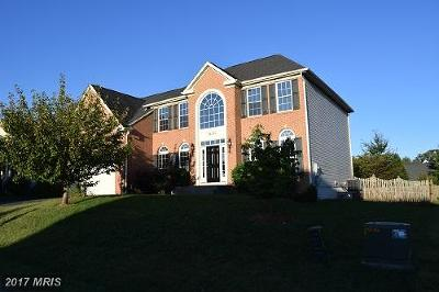 Hagerstown Single Family Home For Sale: 11245 Suffolk Drive