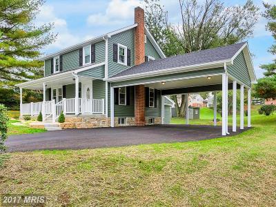 Washington Single Family Home For Sale: 14 Frederick Street W