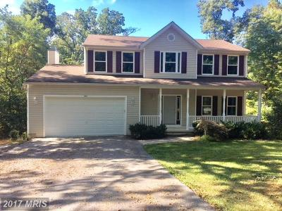 Hagerstown Single Family Home For Sale: 9954 Crystal Falls Drive